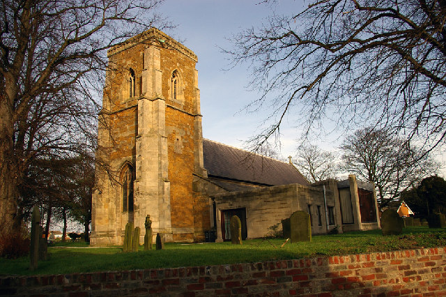 Church of St. Bartholomew, Keelby