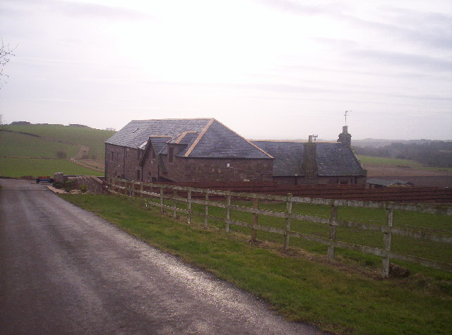 Barn Conversion at Upper Knox Farm