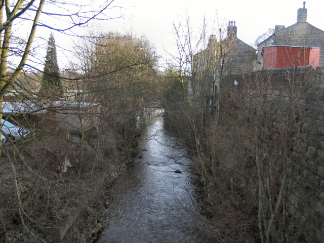 River Don at Penistone