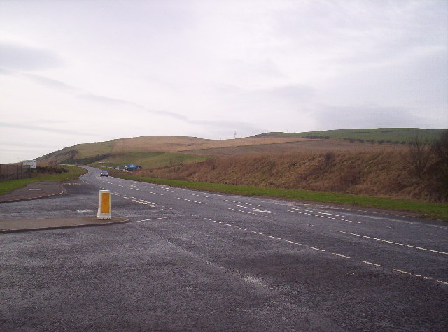 A92 Near Gourdon