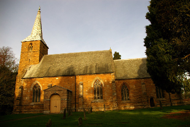 Church of All Saints, Brocklesby