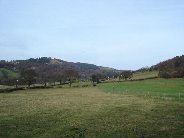 Farmland at Bodfari