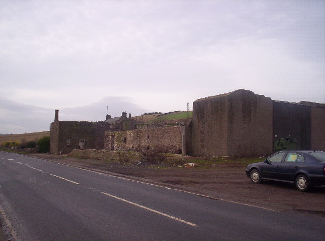 Ruined Remains of Nether Knox