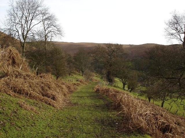 Offa's Dyke Footpath Aifft