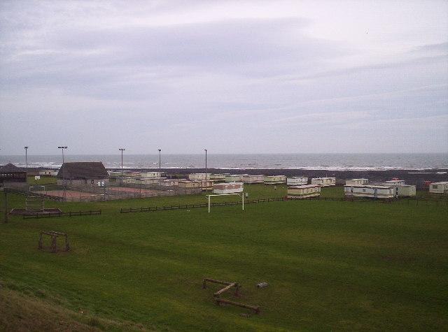 Johnshaven Caravan Park
