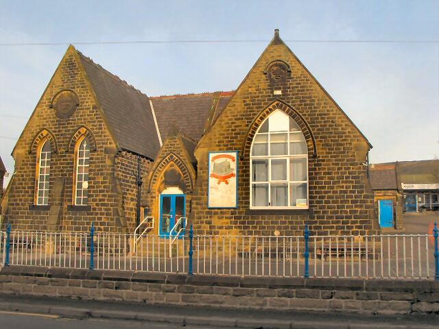 Thurlstone School Board 1878