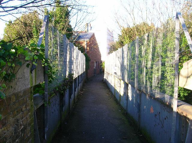 Burton Walk