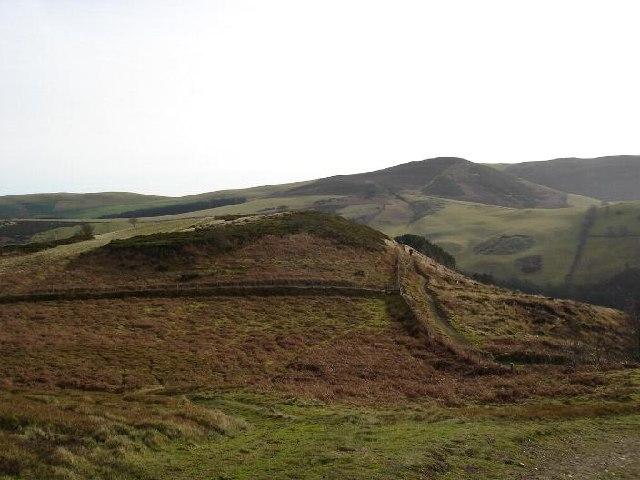 Offa's Dyke Footpath - Penycloddiau