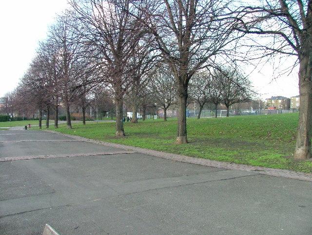 Barnard Park, Pentonville.