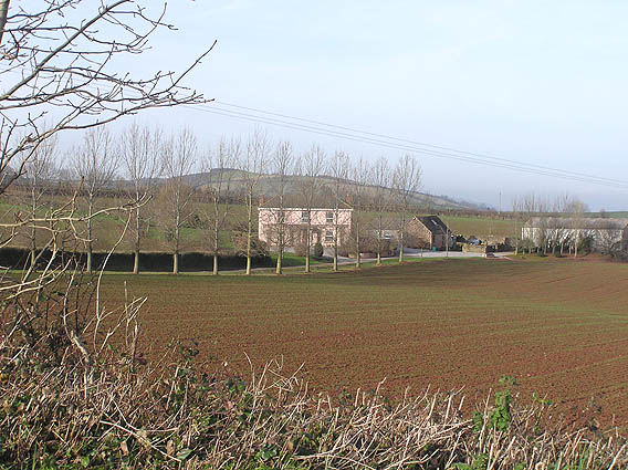 Farm near Golsoncott
