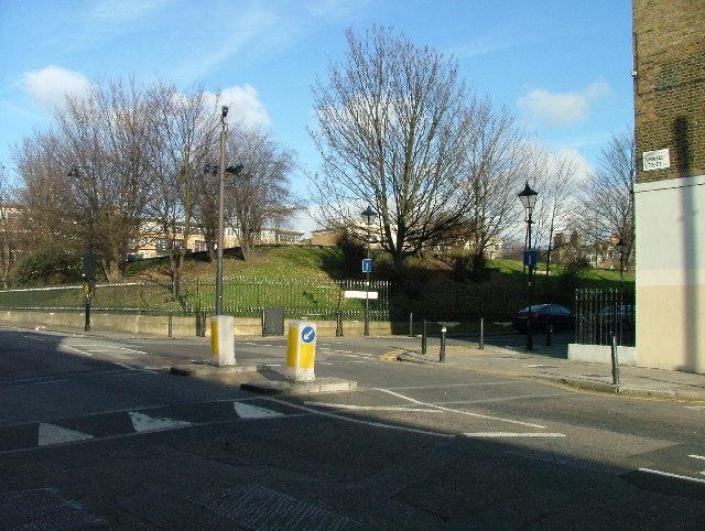 Amwell Street reservoir