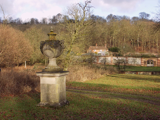Monument in Wormsley Estate