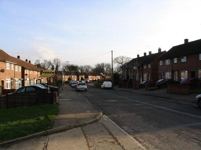 Debden streetscene