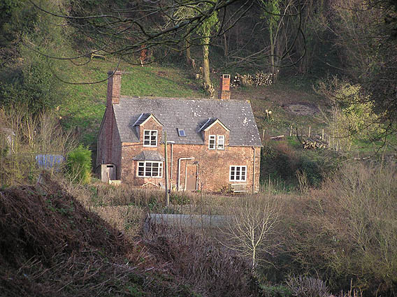Cottage at Higher Vellow