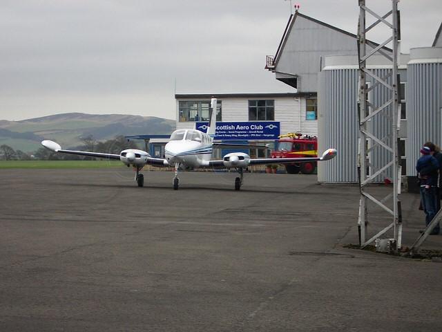 Perth Aerodrome