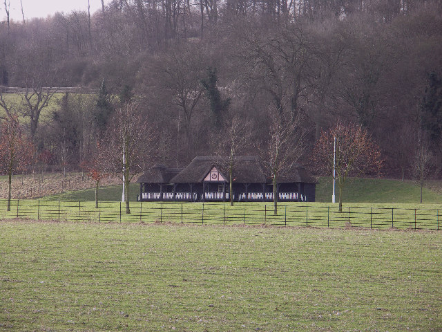 Cricket Pavilion, Wormsley