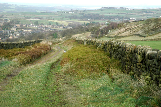 From Hartcliff Brow to Hill Side