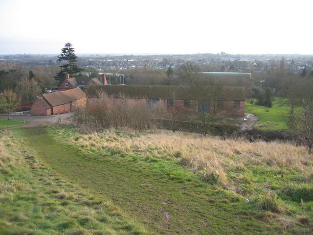 Newbold Comyn Farm