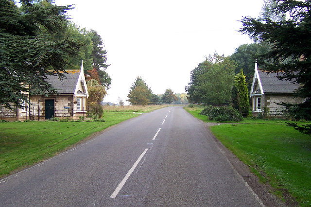 Brocklesby Park - Entrance Lodges