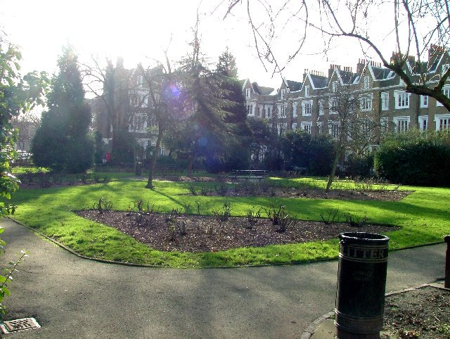 Lonsdale Square Gardens