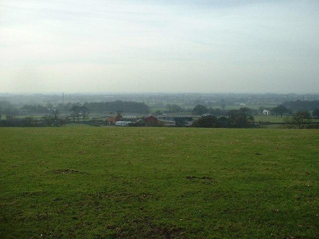 Farmland at Barnacre