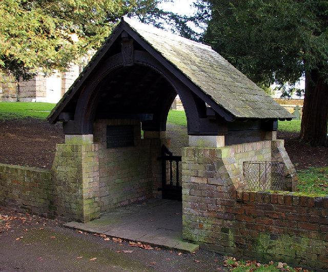 Memorial Gateway - Brocklesby Church