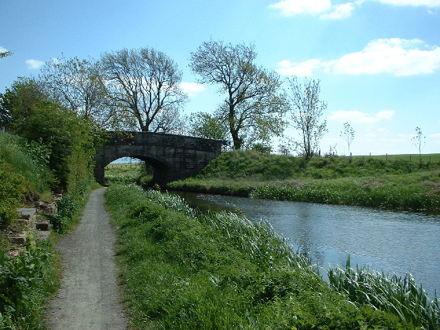 Union Canal at Broomhouse Nr Winchburgh, West Lothian