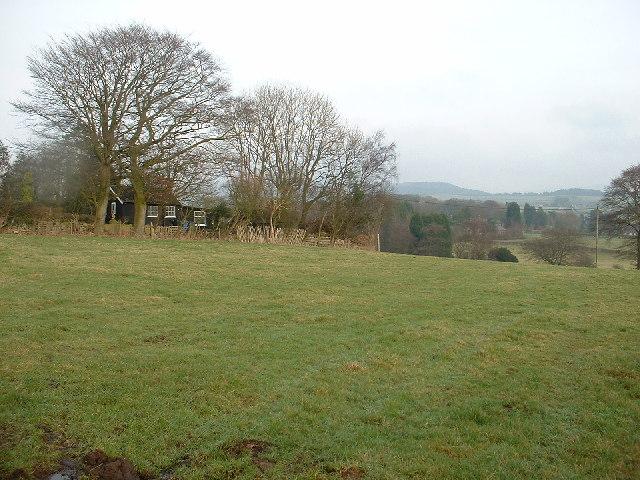 Cottage near Calder Vale