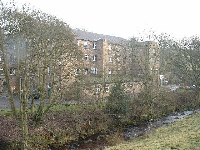 Lappet Mill at Calder Vale