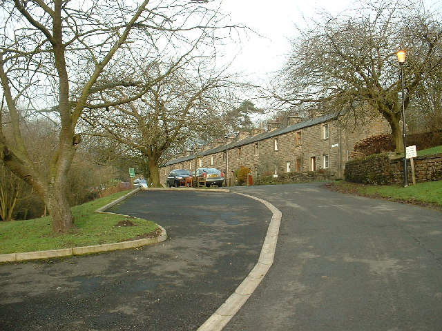 Long Row, Calder Vale