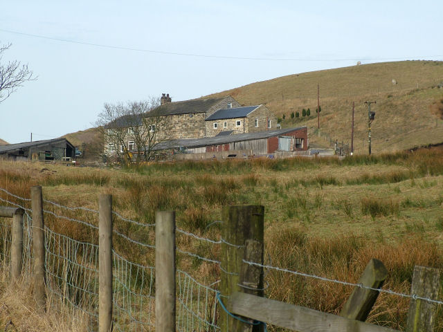 Coal Clough Farm