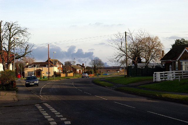 Yarborough Road, Keelby