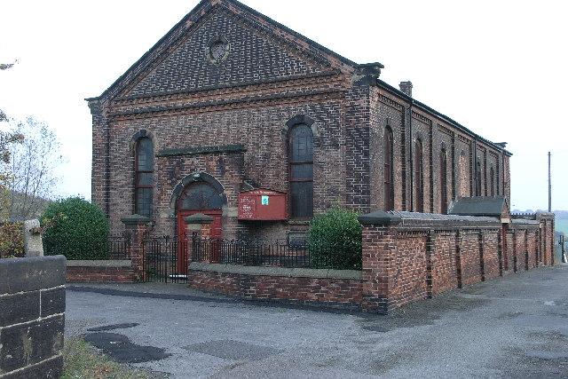 Barrow Hill Methodist Church