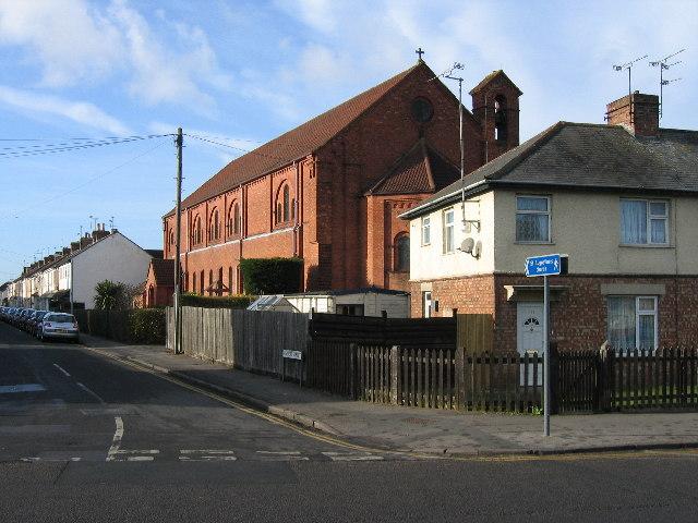 St Augustines Church Rodbourne Swindon