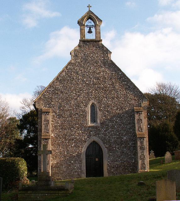 St Nicholas Church South Boarhunt
