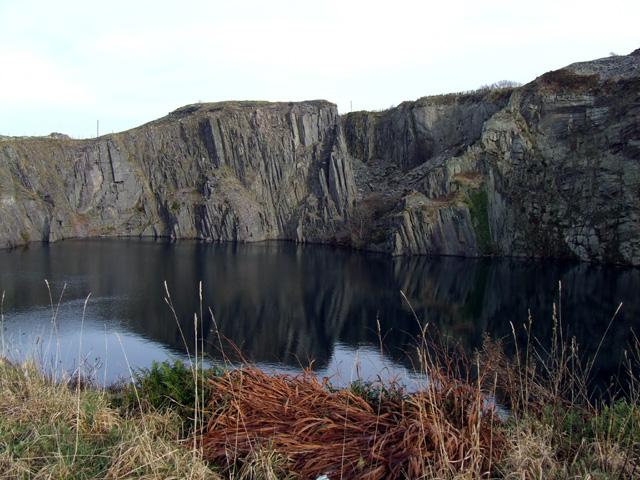 Bryn Hall Quarry