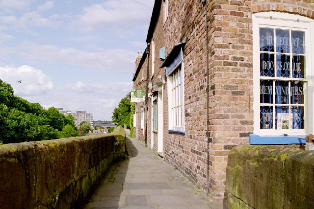 City Wall, Chester, Cheshire
