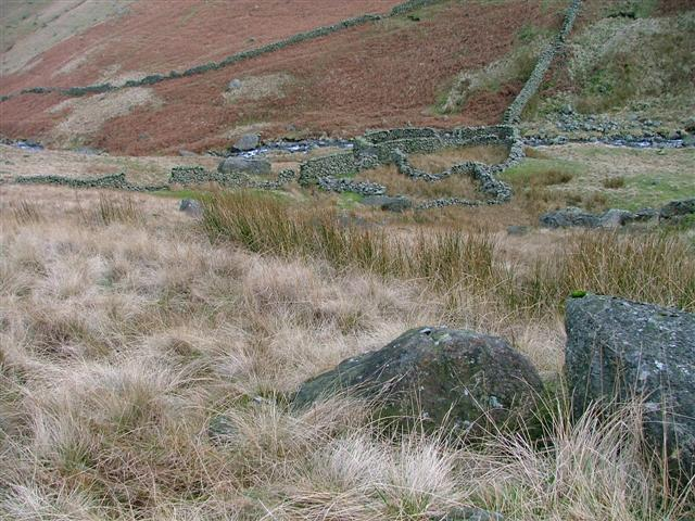 Sheepfold, Pasture Beck