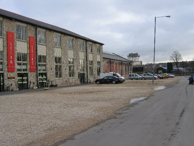 Steam museum Swindon