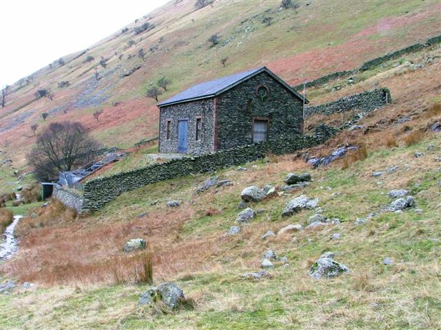 Filter House, Hayeswater Reservoir