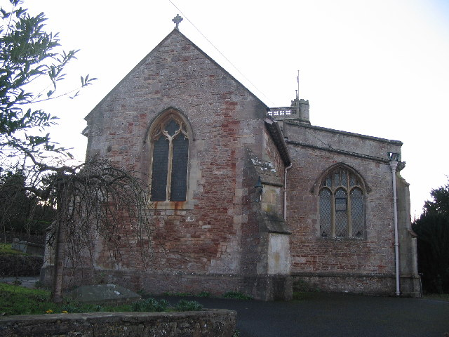 Church at East Harptree