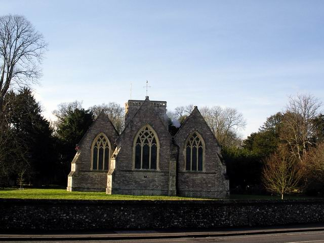 All Saints' Church, Hursley