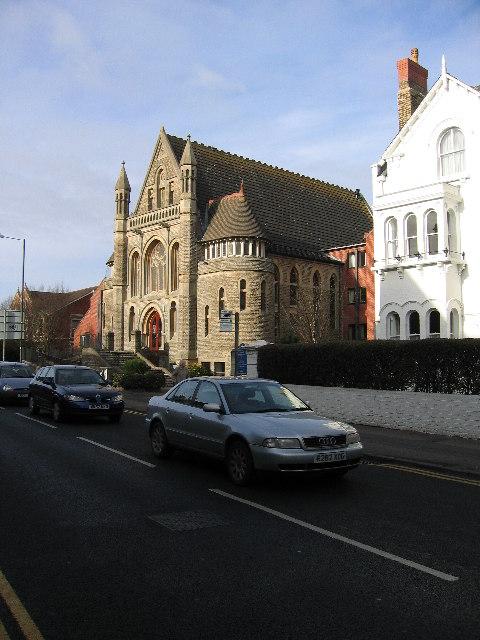 Bath Road Methodist Church Old Town Swindon