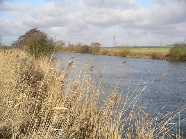 The Thames near Radley