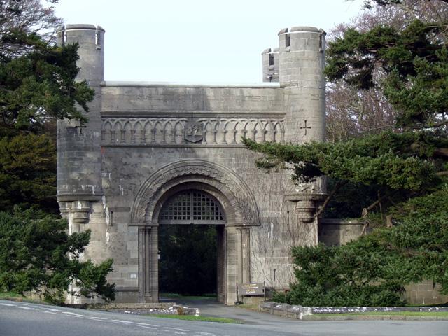 Penrhyn Castle Grand Lodge Gate