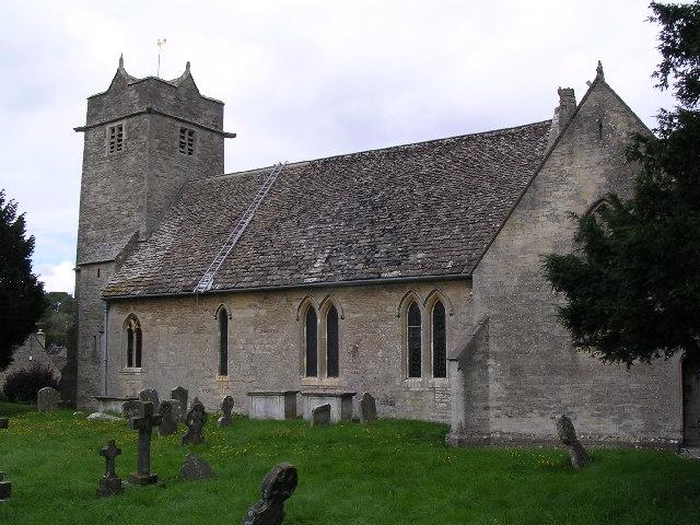 Barnsley church  St. Mary's