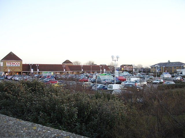 Tesco, Sheerness