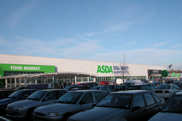 Asda  Superstore, Bedhampton.