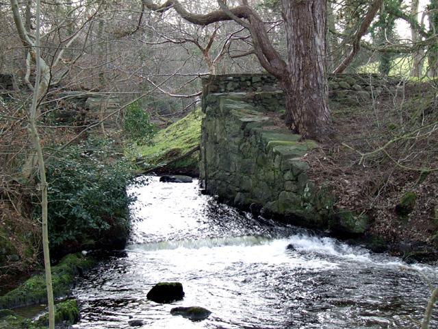River at Glasinfryn