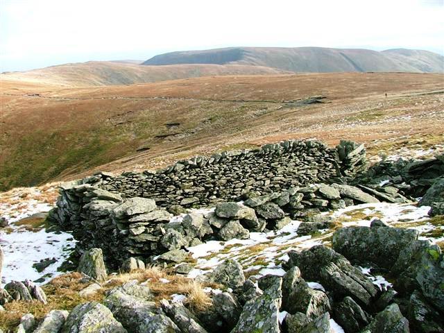 Sheepfold, Thornthwaite Crag